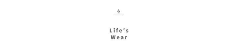 lifes wear